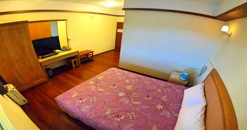 一床-雙人房