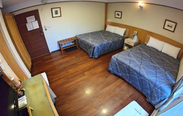 <p>雅緻套房</p>(雙床-雙人房、三人房、四人房) 2